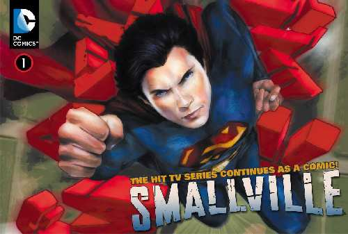 SMALLVILLE 11TH SEASON