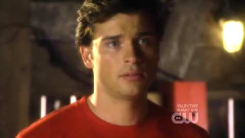 SMALLVILLE 8x9 ABYSS