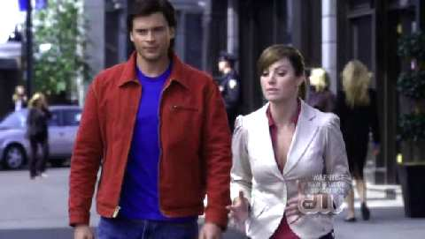 SMALLVILLE 8x5 COMMITTED