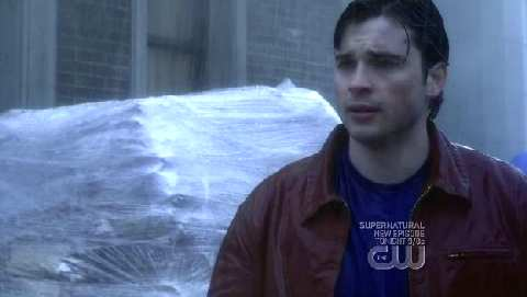 SMALLVILLE 8x15 INFAMOUS