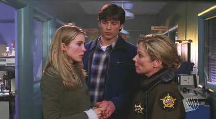 SMALLVILLE 4.11 UNSAFE