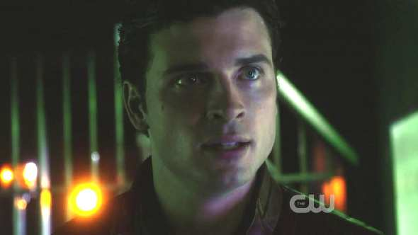 SMALLVILLE 10x8 PATRIOT
