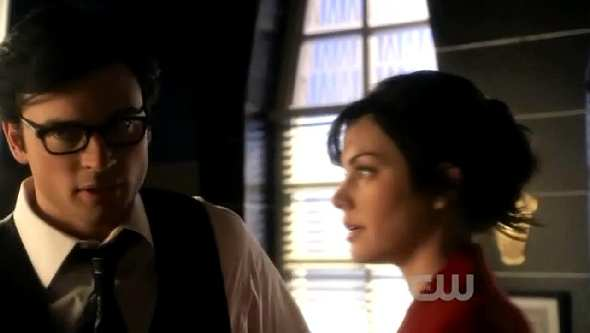 SMALLVILLE 10x20 PROPHECY