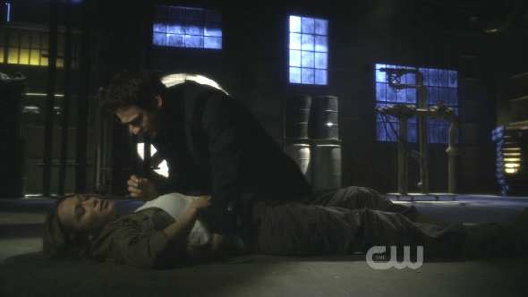SMALLVILLE 9x20 SACRIFICE