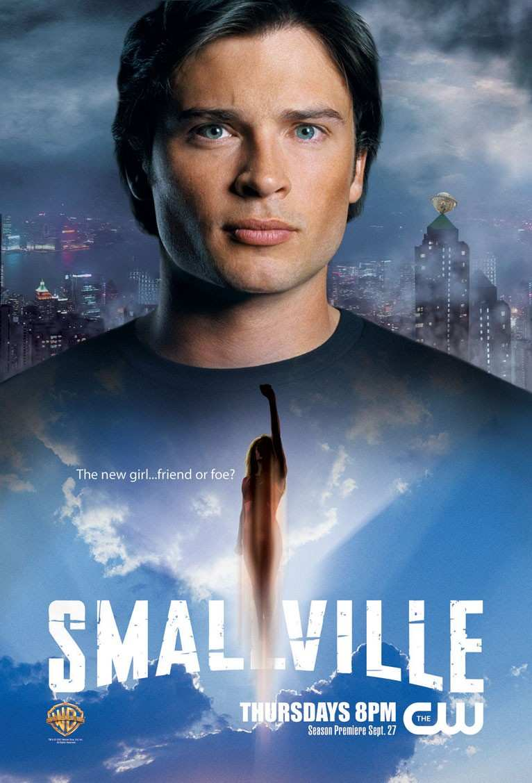 POSTER SMALLVILLE