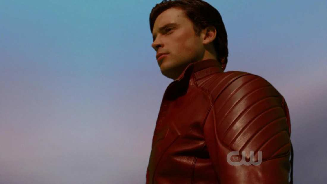 SMALLVILLE 10X2 SHIELD