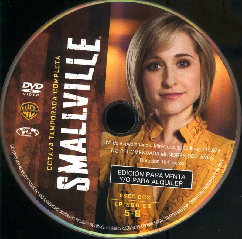 SMALLVILLE OCTAVA TEMPORADA
