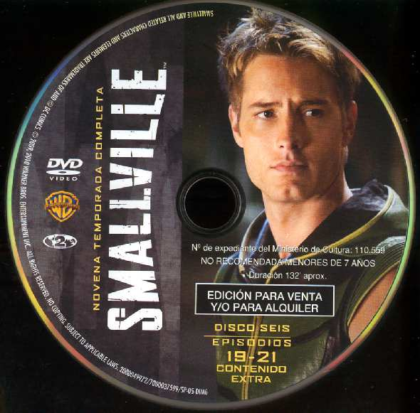 SMALLVILLE NOVENA TEMPORADA