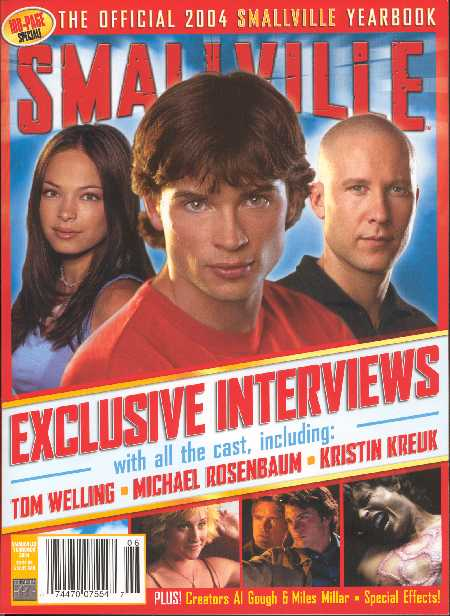 SMALLVILLE YEARBOOK 2004