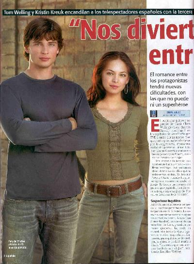 SMALLVILLE SUPERTELE