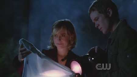 SMALLVILLE 6x3 WITHER